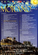 Programma Estate Morano 2017