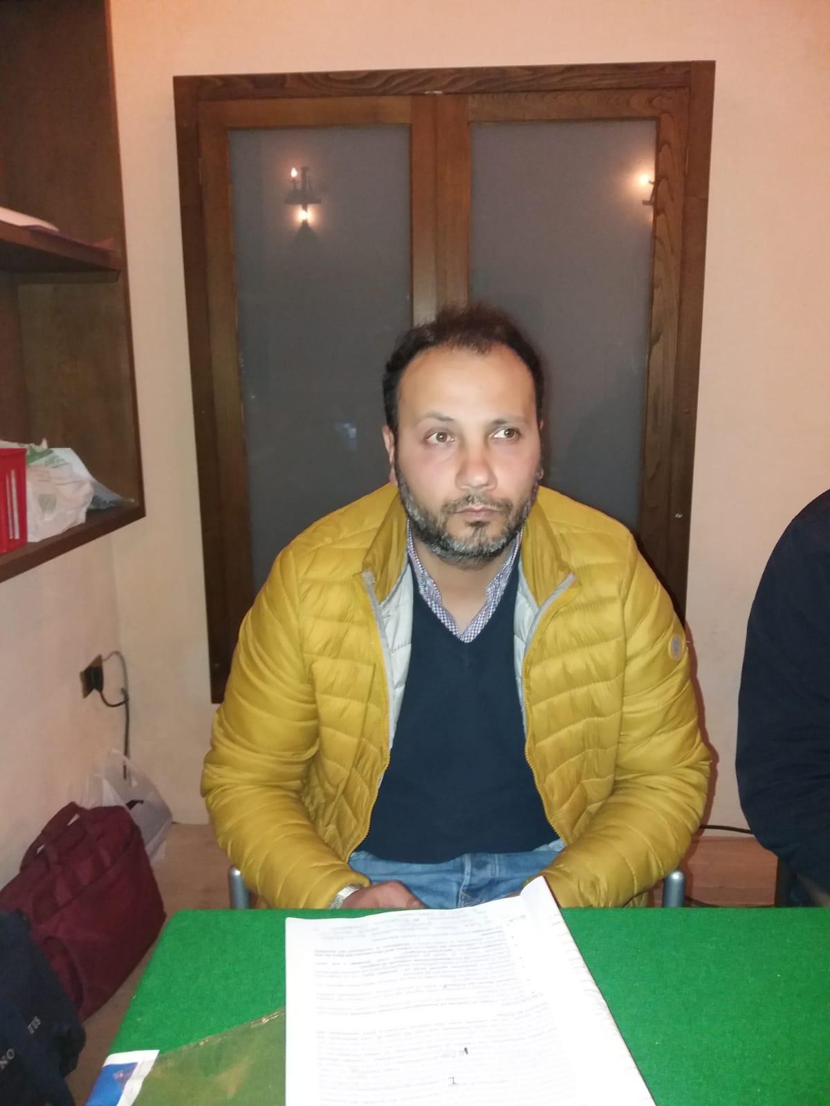 Consigliere FEOLI Giuseppe