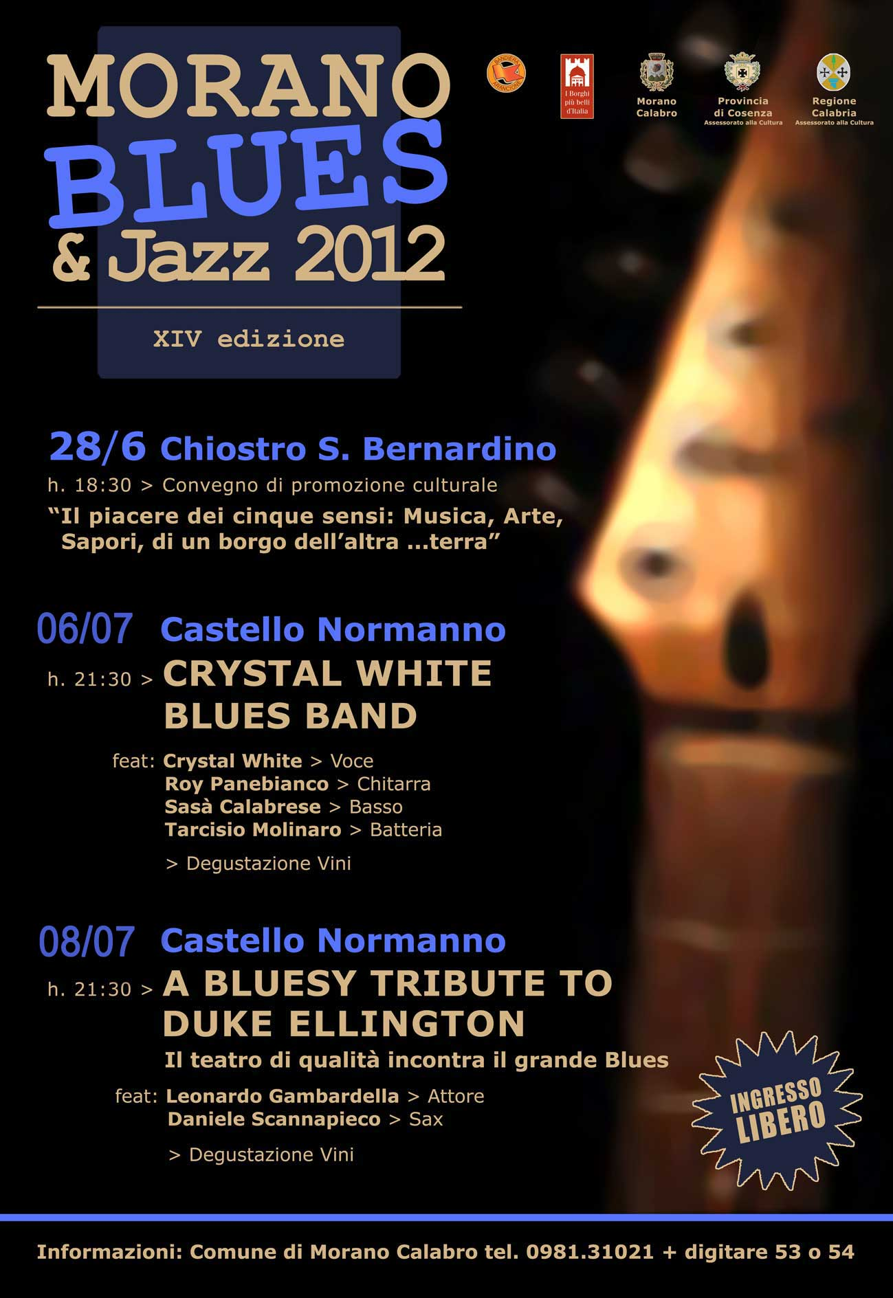 Morano Blues & Jazz