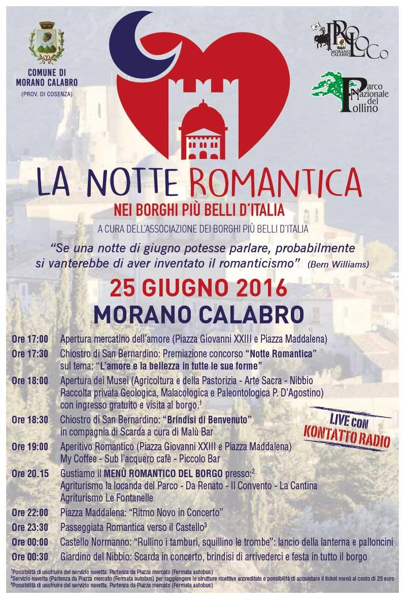 25/06/2016 - Notte Romantica