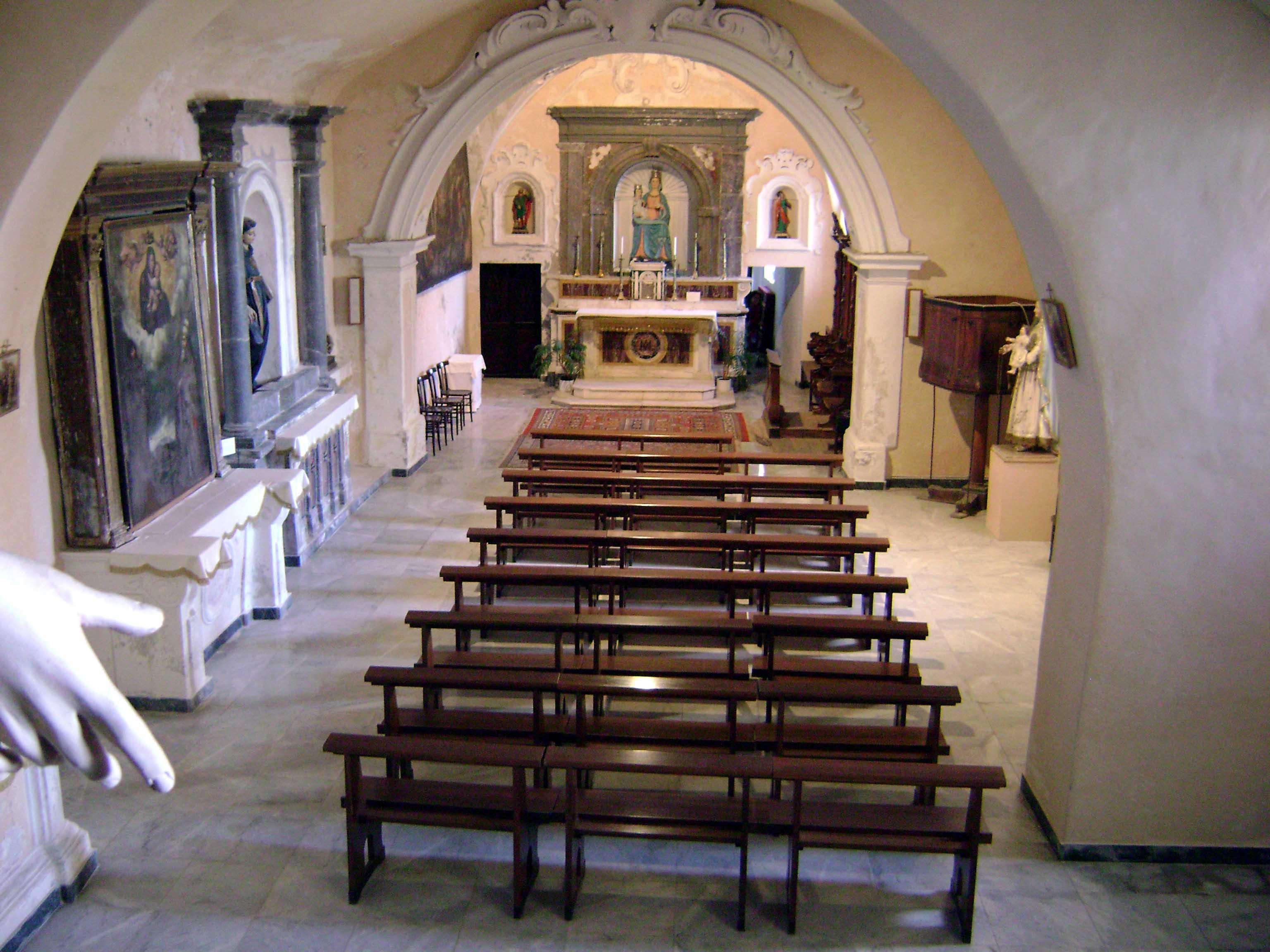 San Nicola chiesa inferiore